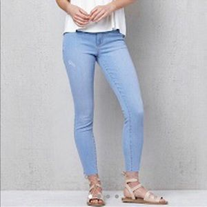 Pacsun Ankle Jegging Super Stretch